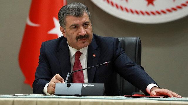 Sağlık Bakanı Fahrettin Koca 3 Temmuz koronavirüs sonuçlarını açıkladı: Ölü sayısı 19, vaka sayısı 1172