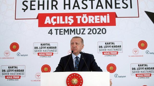 Cumhurbaşkanı Erdoğan'dan 'asker uğurlama' talimatı: Toplayın götürün