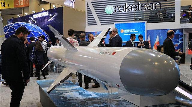 Türkiye'nin ilk deniz füzesi ATMACA'nın teknik özellikleri neler?