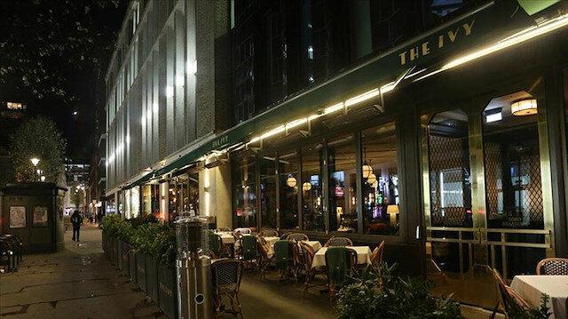 İngiltere'de restoran ve barlar yeniden açıldı: Halk mekanlara talep göstermedi