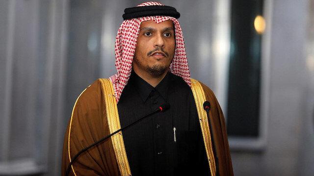 Katar'dan Türkiye mesajı: Stratejik ilişkilerimiz günden güçe güçleniyor