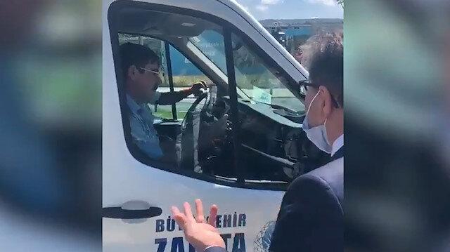 Sancaktepe Belediye Başkanı Döğücü İBB'ye isyan etti: Nefret diz boyu