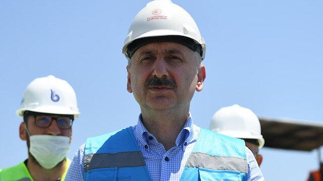 Bakan Karaismailoğlu: Çukurova bölgesine milletimize yakışır bir havalimanı yapmak için var gücümüzle çalışıyoruz