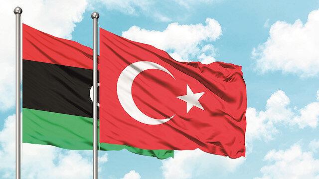 Libya ile hedef ekonomik payı yüzde 30'a çıkarmak