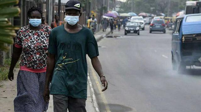 Nijerya'da yeni tip koronavirüs vaka sayısı 28 bini aştı