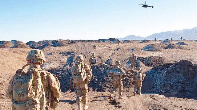 Rusya ve ABD'nin Afganistan savaşı