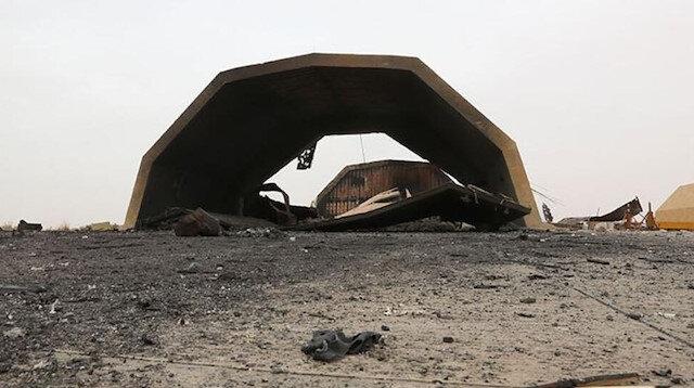 MSB yetkilisinden Libya'daki Vatiyye Üssü'ne düzenlenen saldırıya ilişkin açıklama
