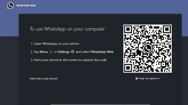 Whatsapp Web karanlık tema geldi: Nasıl aktif edilebilir?