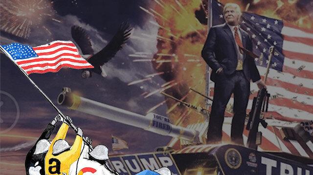 Amerikan İç Savaşı: Trump vs Sosyal Medya