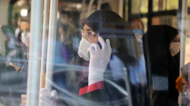 İran'da son 24 saatte koronavirüs nedeniyle 160 kişi hayatını kaybetti
