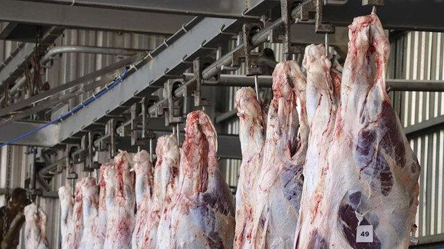 Kurbanlık kesiminin kasaplara yaptırılması et kaybını önlüyor