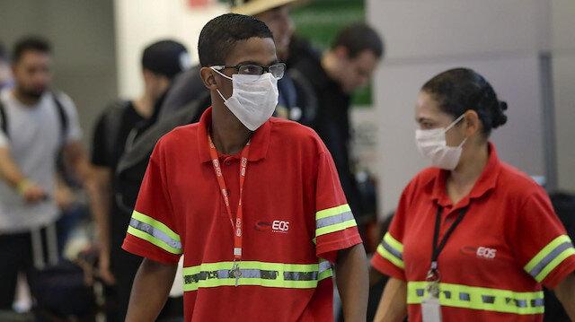 Nijerya'da koronavirüsten ölenlerin sayısı son 24 saatte 11 artarak 645'e yükseldi
