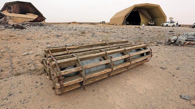 Libya hükümeti Vatiya Hava Üssü'ne yönelik saldırıyı kınadı