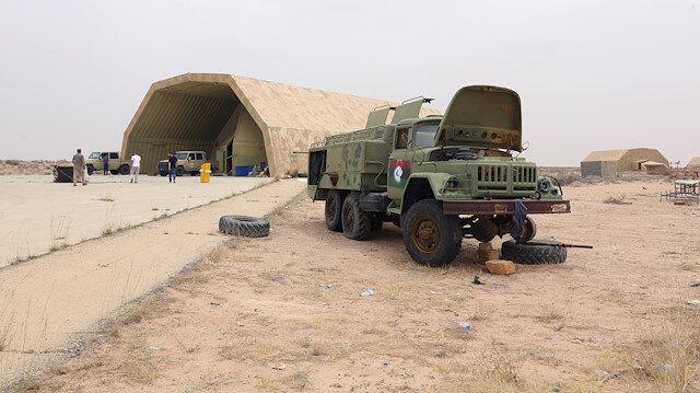 Libya Savunma Bakanlığı: Vatiyye Üssü'ne yönelik saldırıya karşılık verilecek