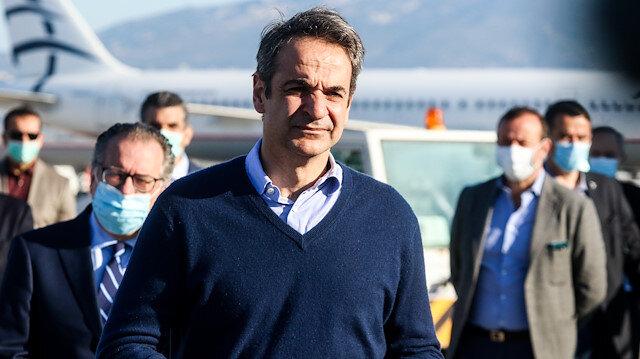 Yunanistan Başbakanı Miçotakis'ten Merkel'e sert mesaj: Aracılara ihtiyacımız yok Erdoğan'a artık telefon açabiliyorum