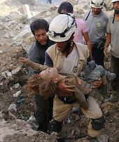 BM uyandı: Esed savaş suçu işliyor