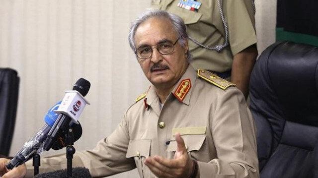 Libya'da saldırılarında başarısızlığa uğrayan darbeci Hafter yabancı paralı askerlere bel bağladı