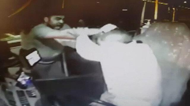 Mersin'de maskesiz yolcuları otobüse almayan şoför saldırıya uğradı