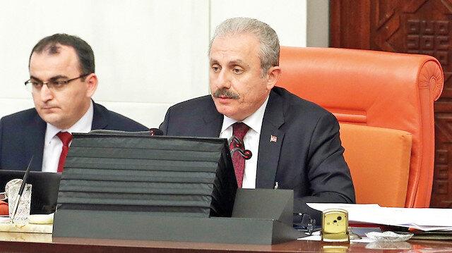 Şentop'la üç yıl daha: TBMM'de bugün gerçekleşecek başkan seçiminde Mustafa Şentop favori