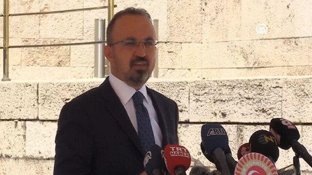 AK Partili Turan duyurdu: Çoklu Baro Sistemi'ni bu akşam Meclis'e sunuyoruz