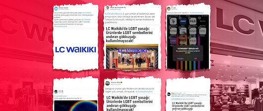 LGBT zorbalığı!