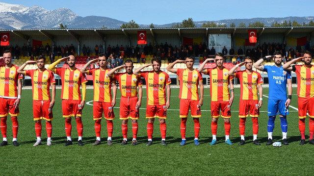 TFF 3. Lig ekibi satışa çıkarıldı: 2 milyon TL'ye alıcı arıyor