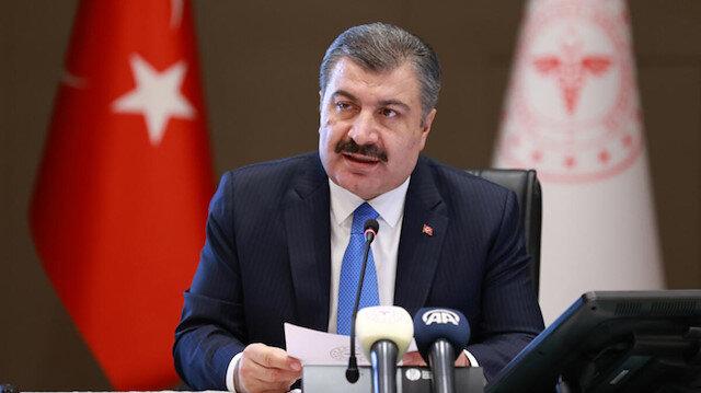 Sağlık Bakanı Fahrettin Koca'dan Koronavirüs Bilim Kurulu toplantısı sonrası kritik açıklamalar: Anadolu'da birinci dalga sürüyor