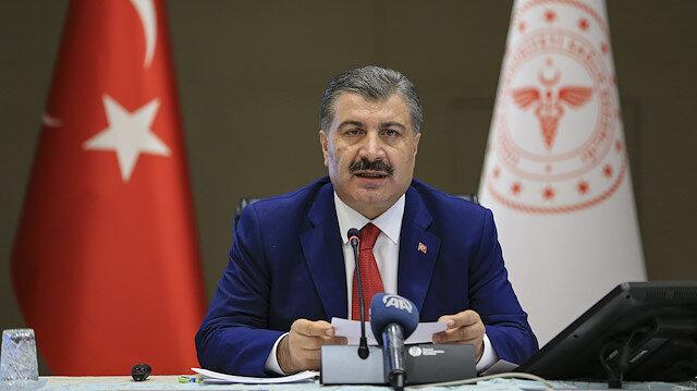 Sağlık Bakanı Fahrettin Koca basın toplantısı düzenliyor: Yeni tavsiye kararları alındı mı?
