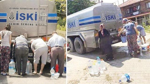 Bakan Varank'tan İSKİ tankeri fotoğrafına eski diyen CHP'li Kaya'ya yanıt: Yalan üretmeyin