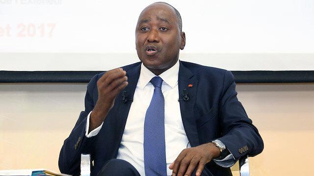 Fildişi Sahili Başbakanı Coulibaly kalbine yeni düştü