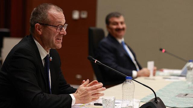 DSÖ Direktörü Kluge'den Türkiye'ye övgü: Hem halkınızı hem de mültecileri korudunuz