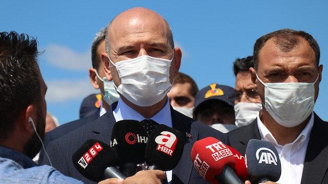 İçişleri Bakanı Soylu: Sakarya'daki patlamayla ilgili adli ve idari soruşturma başlatıldı