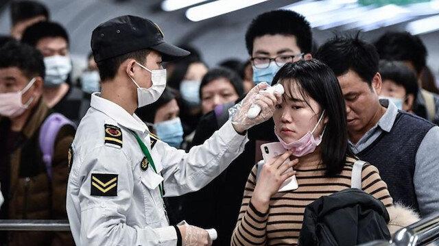 Koronavirüsün ilk çıktığı Çin'de 9 yeni vaka görülürken Güney Kore'de 50 yeni pozitif vaka tespit edildi
