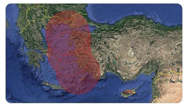 Yunan'ı Atmaca korkusu sardı: Türkiye'den habersiz tekne dahi kaldıramayacaklar