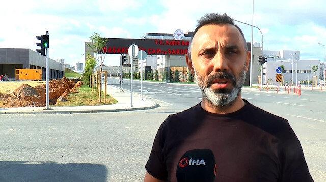 Ünlü oyuncu Umut Oğuz'dan Şehir Hastanesi yorumu: İstediğin partiye oy ver ama Sezar'ın hakkı Sezar'a
