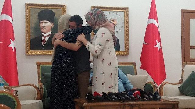 Aileler direniyor, PKK'da çözülmeler devam ediyor: Jandarmanın ikna çalışması sonucu bir aile daha evladına kavuştu