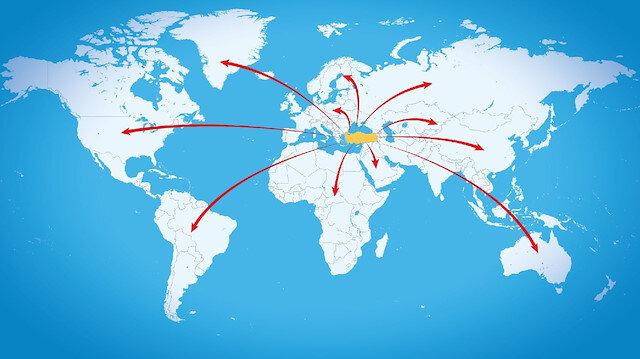 Yüzde 230 arttı: İşte Türkiye'den en fazla ihracat yapılan ülkeler