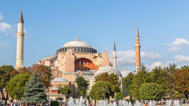 Danıştay, Ayasofya kararını açıkladı: Bakanlar Kurulu'nun müze kararı iptal edildi