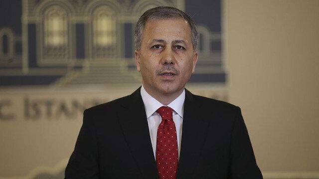 İstanbul Valisi Ali Yerlikaya'dan 'Ayasofya' paylaşımı: Ayasofya'mıza kavuşuyoruz