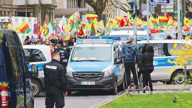 Almanya'da PKK itirafı