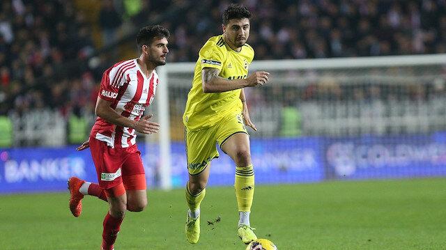 Fenerbahçe-Sivasspor maçı muhtemel 11'leri
