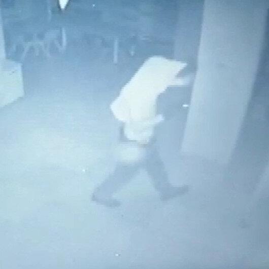 Uslunmayan hırsız: Cezaevinden çıktı yine hırsızlık yaptı