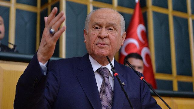 MHP lideri Bahçeli'den Ayasofya mesajı: Artık tüm hesapları bozacağız