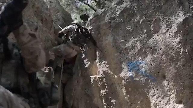 Erzurum'da 1 terörist etkisiz hale getirildi
