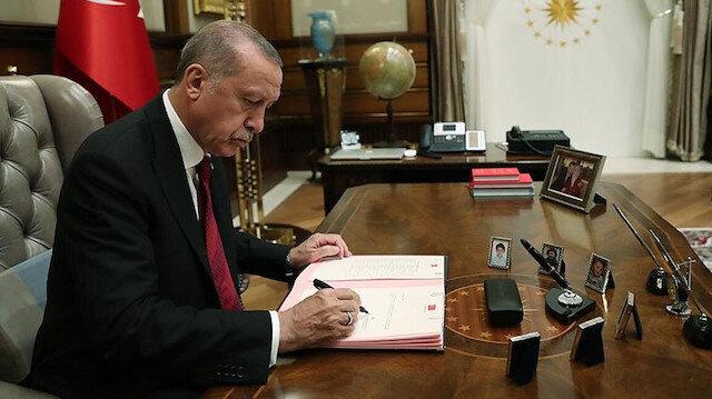 Cumhurbaşkanı kararları Resmi Gazete'de yayımlandı: İstanbul ve Kırıkkale'de bazı alanlar