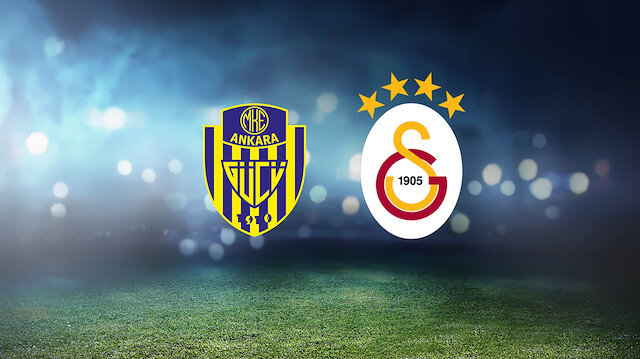Ankaragücü-Galatasaray maçı ne zaman? Galatasaray'ın muhtemel 11'i