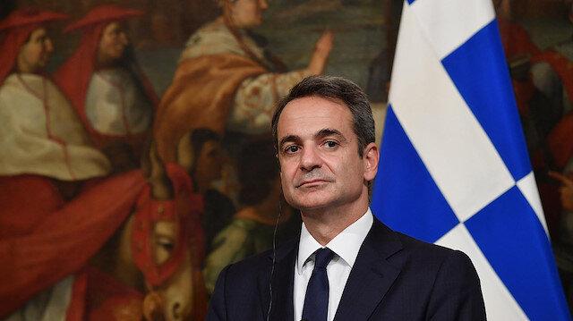 Yunan Başbakan Miçotakis'ten hadsiz sözler:  Türkiye'nin Ayasofya kararı AB'yle ilişkilerini de etkileyecek