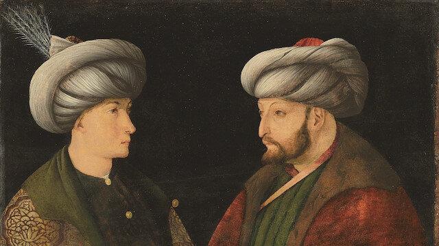 Fatih'in diğer tabloları da getirilmeli