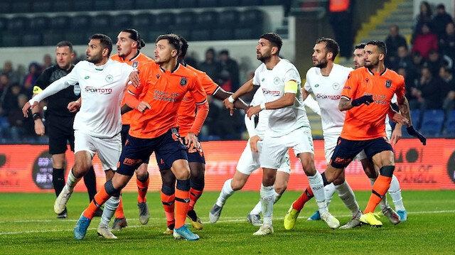Konyaspor-Başakşehir maçı ne zaman sata kaçta?