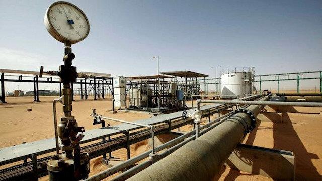 Hafter'e petrol anlaşması için Körfez'den izin çıkmadı: Kesinti devam edecek